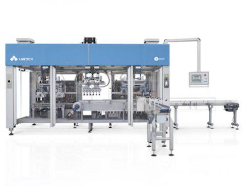 Livetech USA: impianto per inscatolare 18.000 muffin/ora