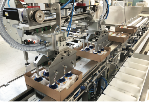 Livetech e Rockwell Automation per l'inscatolamento in flow-pack 1