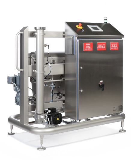 Sistema di pompaggio per stampante alimentare