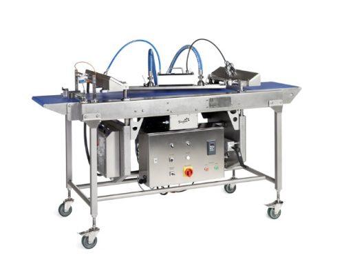 Dispositivo pilota per stampanti alimentari