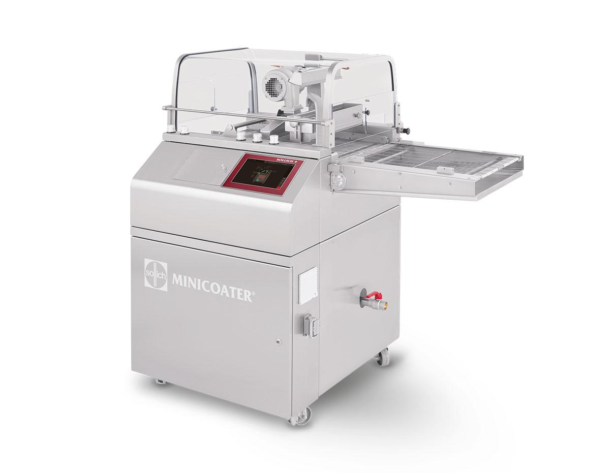 Sistemi di ricopertura Minicoater MC Sollich