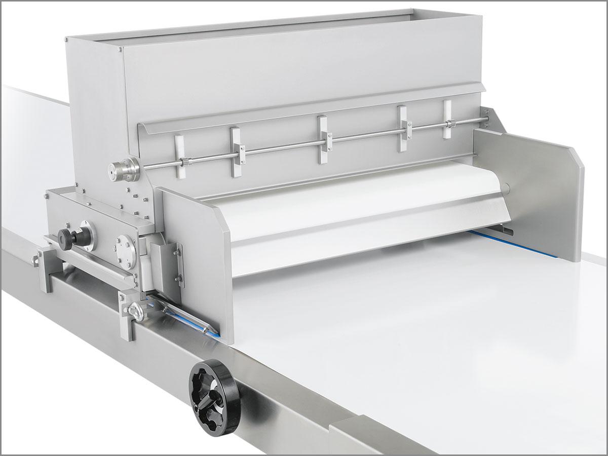 Sistemi di Spolveratura-Granellatura Sollich