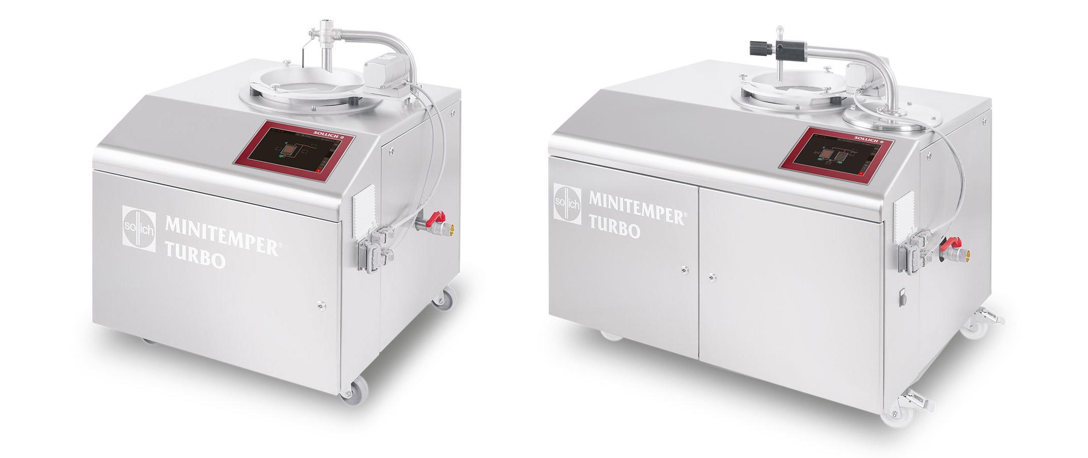 temperatrici minitemper MT e MTP Sollich