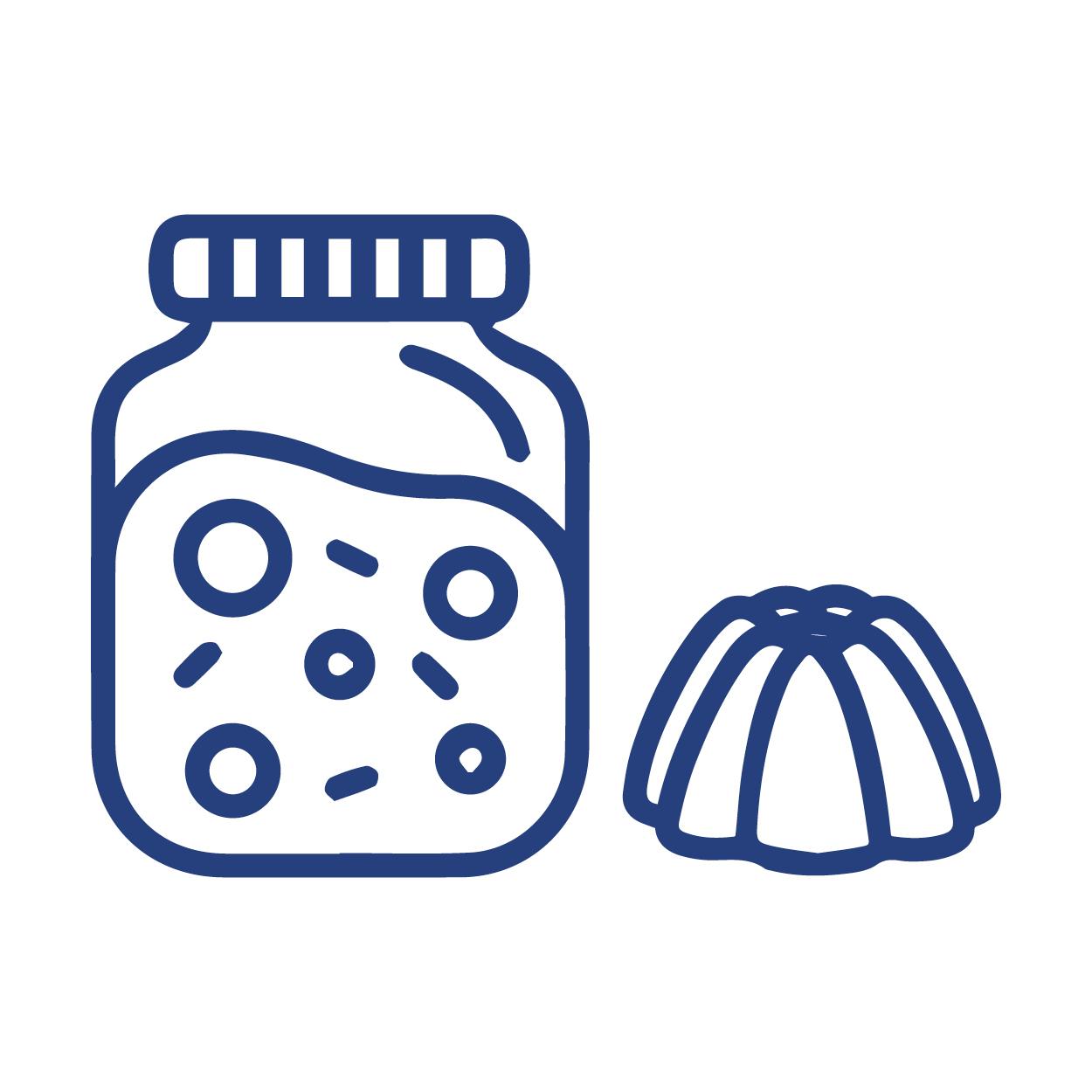 impianti per caramelle gommose gelatine