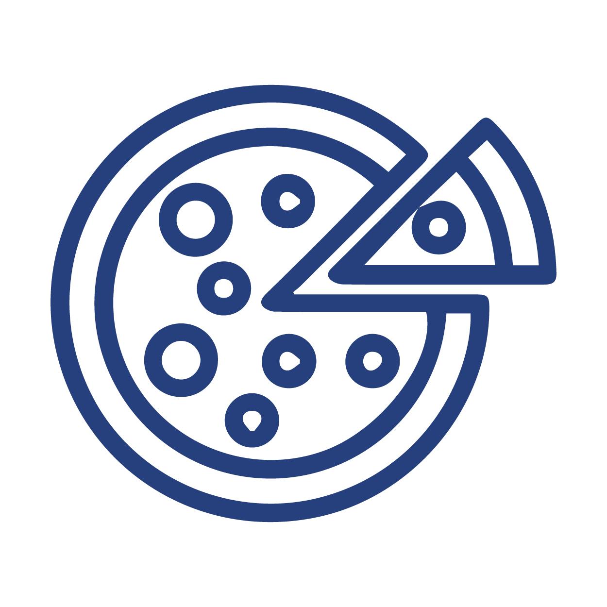 macchine produzione pizza