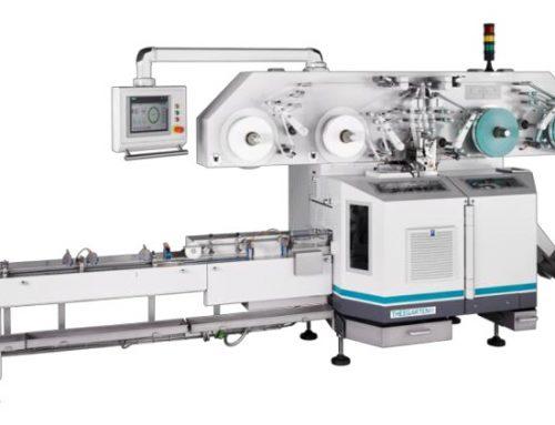 Incartatrice ad alta velocità CHD – fino a 1300 pezzi/minuto