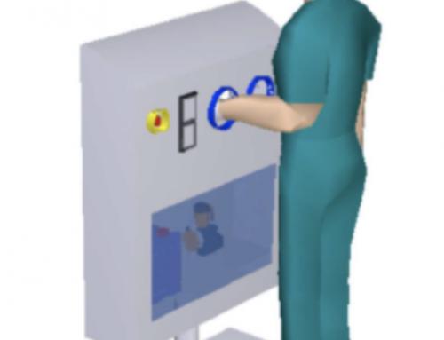 Nuovo sistema per disinfezione mani Hildebrand Industry