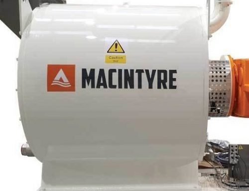 Refiner Conche Next Generation MacIntyre Chocolate Systems