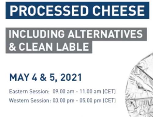 Stephan Machinery: webinar sulla preparazione di formaggio fuso