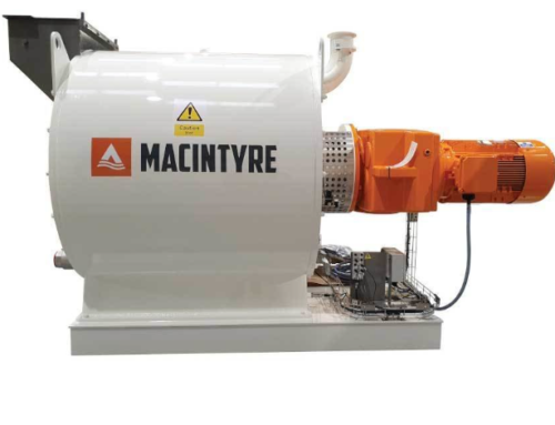Conca raffinatrice Macintyre NEXT Generation