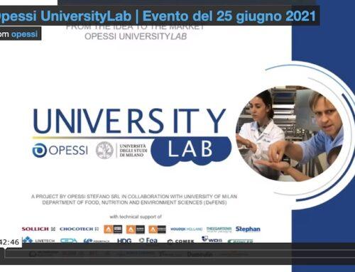Video presentazione Opessi UniversityLab
