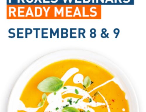 8 e 9 settembre: nuovi seminari sui piatti pronti