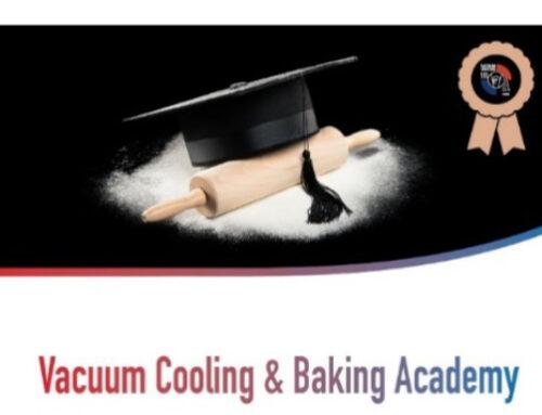 WE MAKE TO BAKE: Masterclass Vacuum Cooling & Baking Academy
